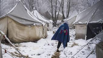 Riehen spendet 10'000 Franken für Geflüchtete in Bosnien-Herzegowina.