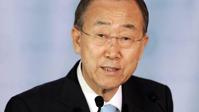 Ban Ki Moon bleibt für eine weitere Amtszeit UNO-Generalsekretär