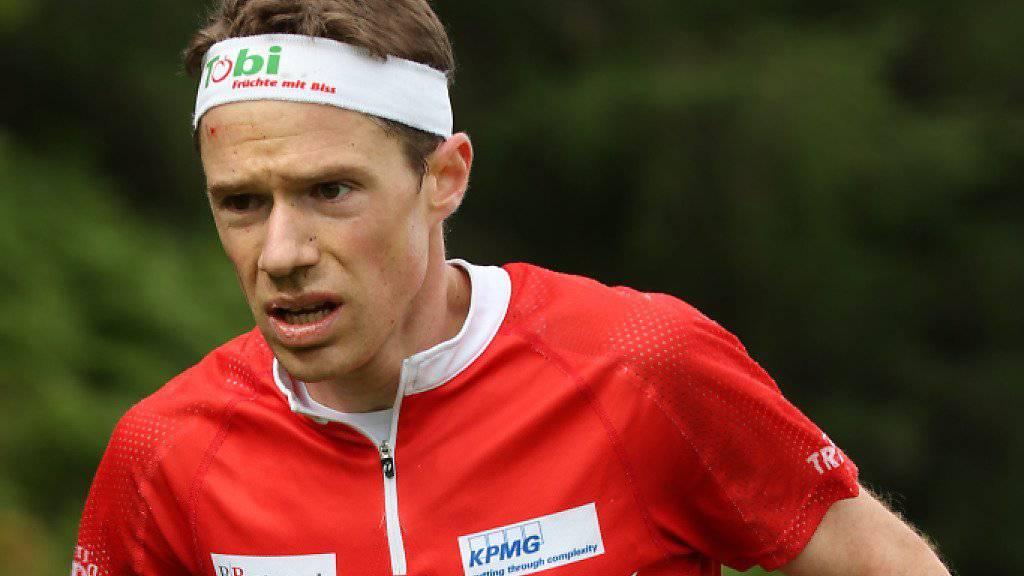 Steht kurz vor seinem sechsten Sieg im Gesamtweltcup: Daniel Hubmann (32)