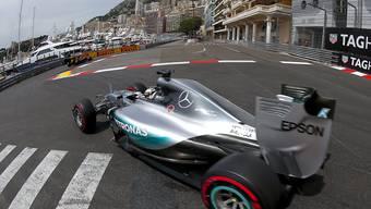 Lewis Hamilton im Kurvenlabyrinth an der Côte d'Azur