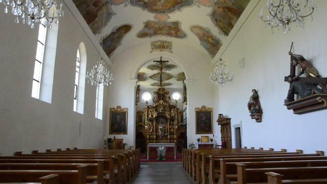 Besuch im Kloster Hermetschwil.