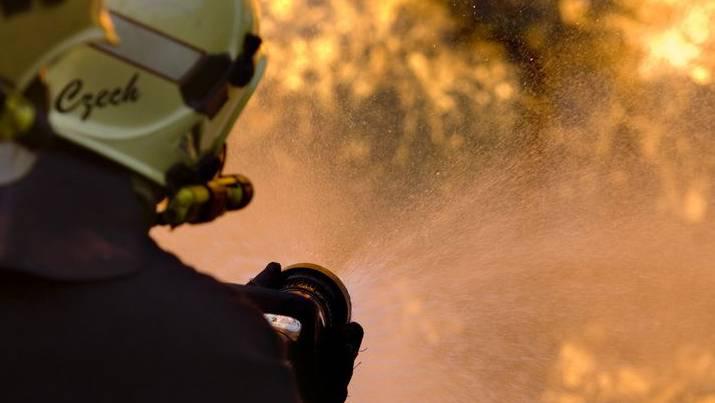 Der Brand wurde durch die Berufsfeuerwehr der Rettung Basel-Stadt rasch gelöscht. (Symbolbild)