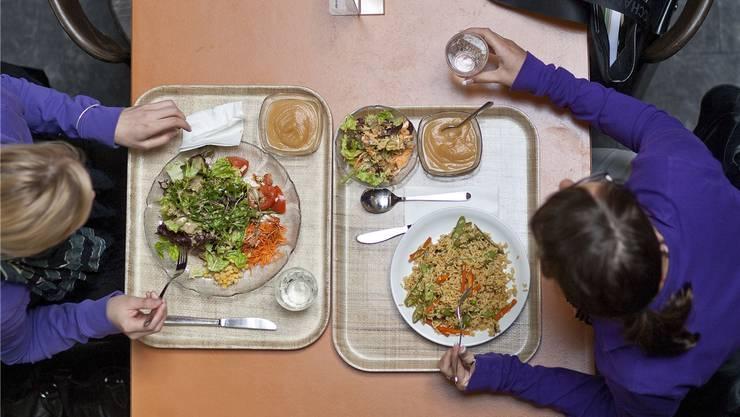 «Das Angebot an vegetarischen und veganen Gerichten wird zunehmen.»