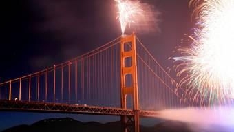 Der Geburtstag der Golden Gate Bridge wurde gebührend gefeiert