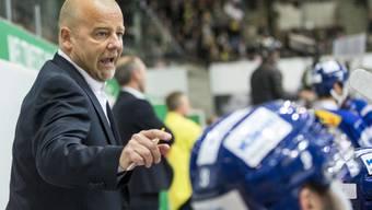 Interimscoach Niklas Gällstedt führt die Klotener zurück auf die Siegerstrasse