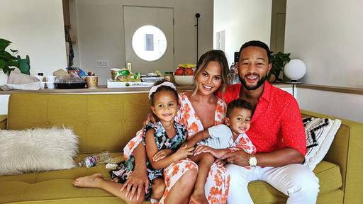 Chrissy Teigen und John Legend erwarten drittes Kind