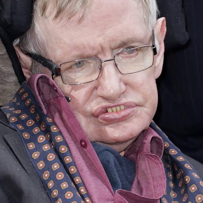 Wer war Stephen Hawking?