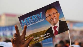 Wahlveranstaltung für Hery Rajaonarimampianina (Archiv)