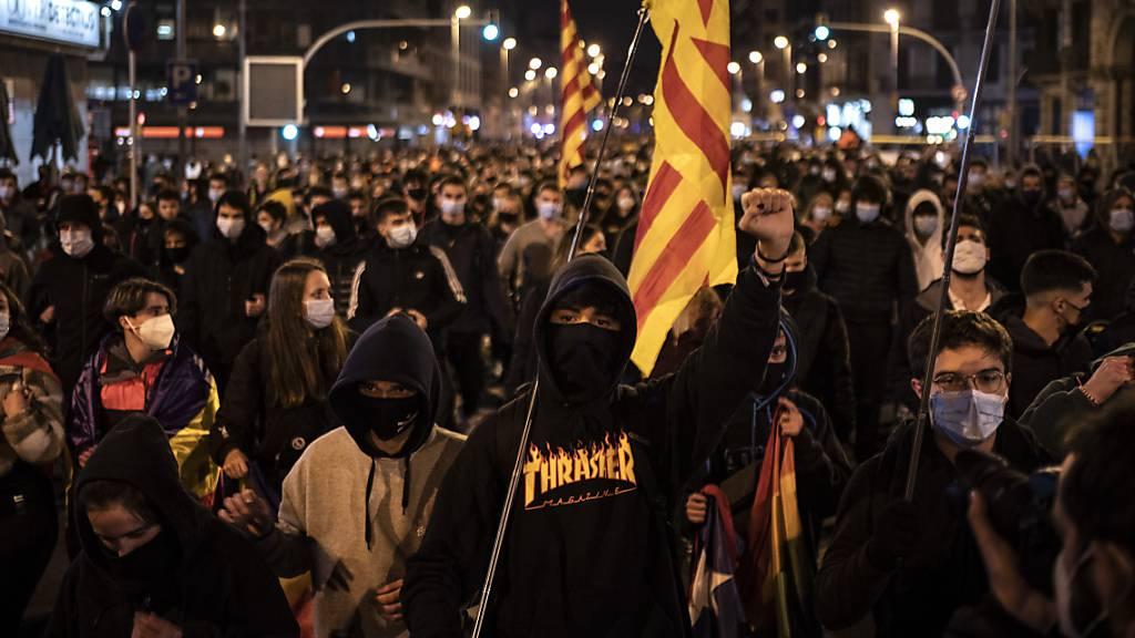 Vierte Krawall-Nacht in Folge in Spanien wegen Haft für Rapper