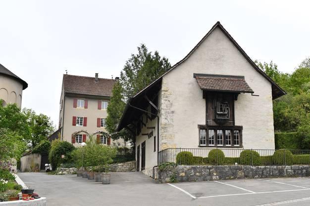 In diesem Gebäude in Schönenwerd ist das Museum Gugelmann untergebracht