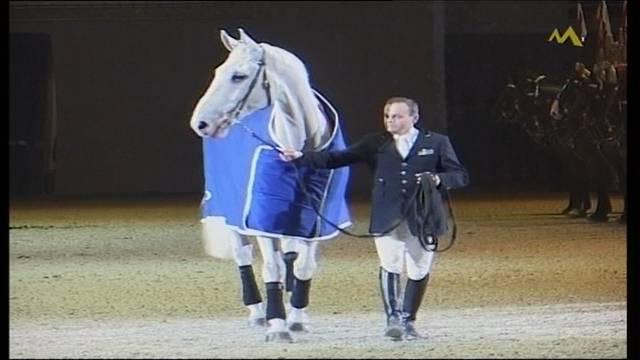 Calvaros letzter Auftritt: Willi Melligers Springpferd verlässt die grosse Bühne