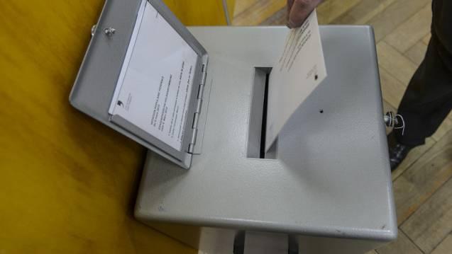 Die Stimmbeteiligung am Abstimmungssonntag war tief im Baselland.