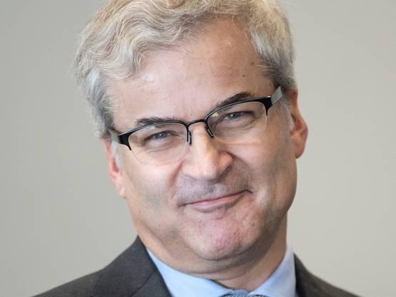 Ist am «Nebelspalter» interessiert: der Publizist Markus Somm.