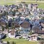 Das kleine Dorf Andermatt rüstet sich fürein chinesisches Weltwirtschaftsforum mit 500 hochkarätigen Gästen.mauritius images