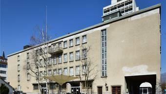 Ab Frühling 2017 soll die Liegenschaft an der Konradstrasse 7 zum Haus der Museen umgebaut werden. Bruno Kissling/Archiv