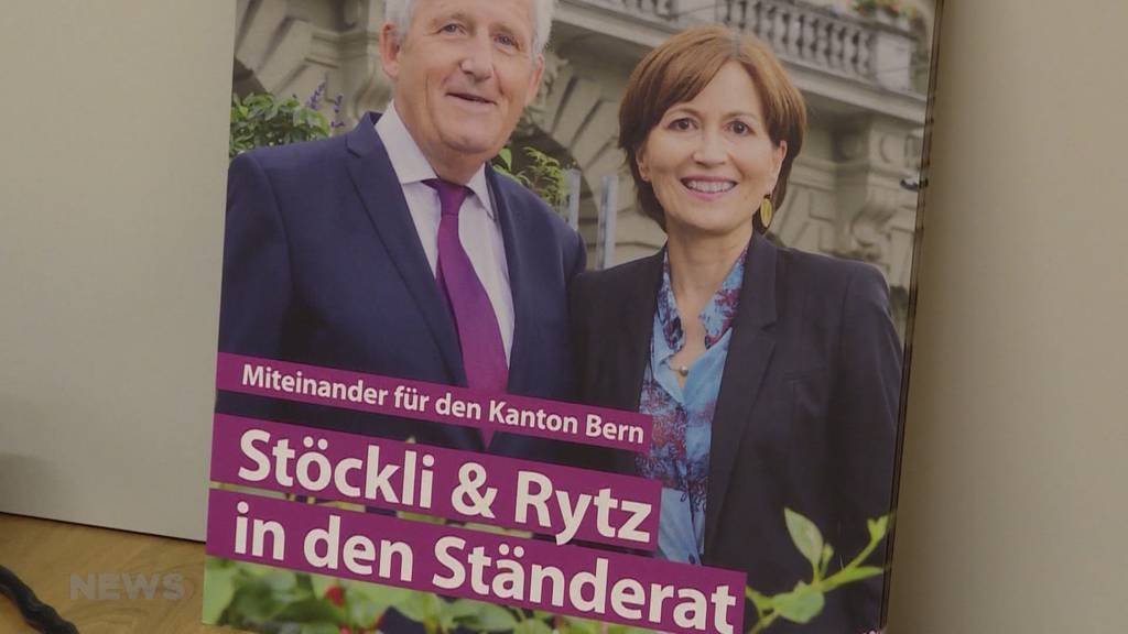 Stöckli und Rytz für den Berner Ständerat