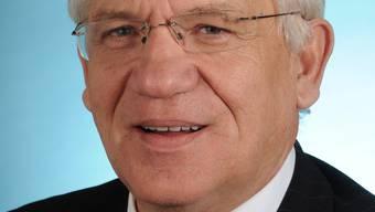 Gemeindepräsident Franz Schreier tritt zurück.