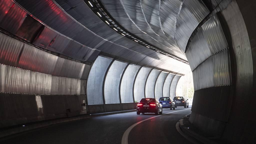 Fehlalarm im Rosenbergtunnel sorgt für Stau im Morgenverkehr