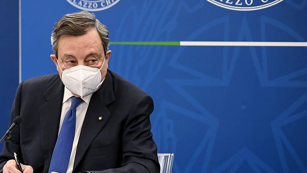 Italiens Premier bremst bei Forderungen nach Corona-Lockerungen