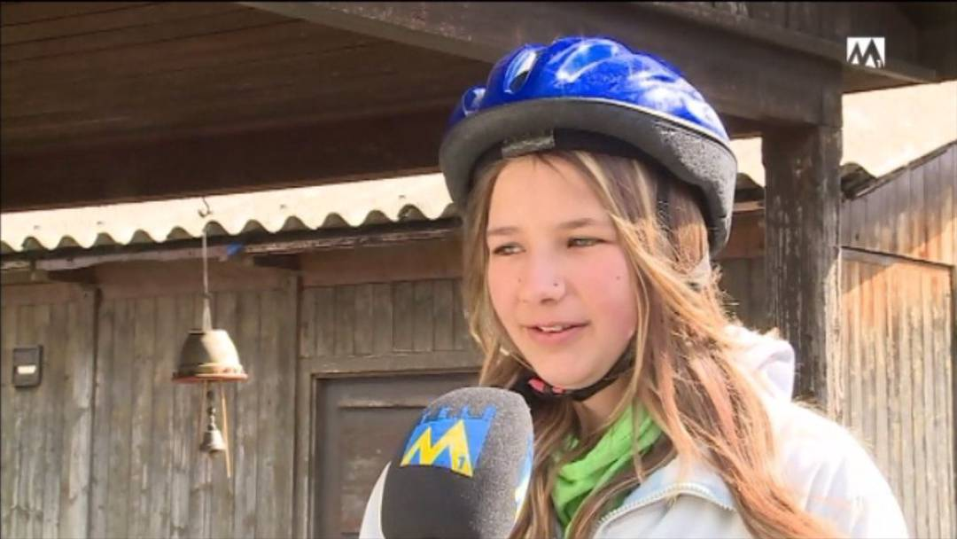 Verfahren gegen 13-jährige Velofahrerin