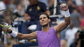 Einfacher Weg in die Achtelfinals: Rafael Nadal
