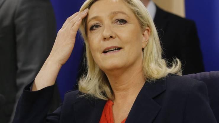 Marine Le Pen will dem rechtsextremen Front National in Frankreich regional und national Auftrieb geben