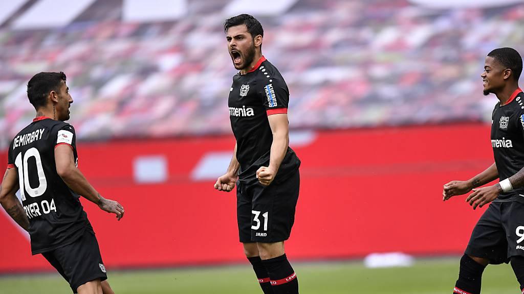 Kevin Volland von Leverkusen zu Monaco