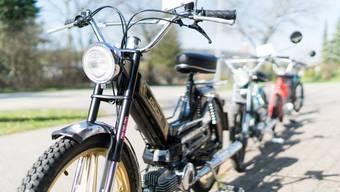 Die Motorräder wurden Mitte August im Kanton Zürich gestohlen. (Symbolbild)