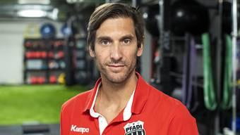 Pfadis Trainer Adrian Brüngger blickt auf einen gelungenen Meisterschaftsstart zurück