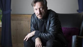 Hatte am Literaturfestival in Leukerbad gleich mehrere Auftritte: der Schweizer Autor Lukas Bärfuss.