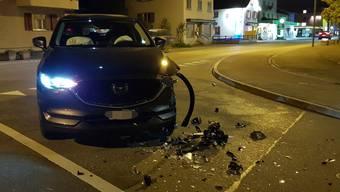 Verkehrsunfall in Sins (13.11.19)