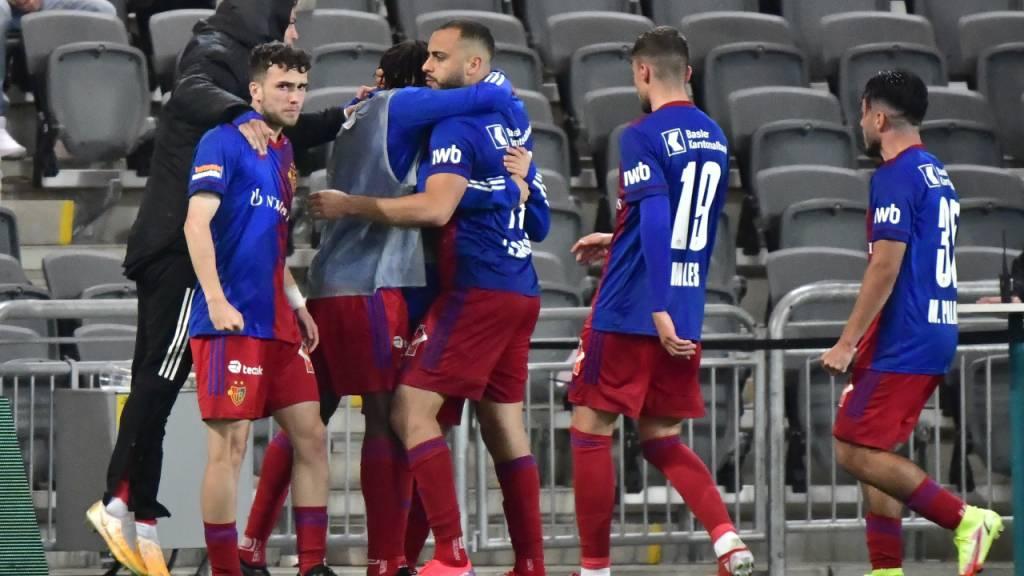 Dank Arthur Cabral steht der FC Basel in der Gruppenphase der Conference League