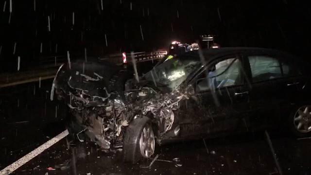 War Unfall in Kaisten suizidale Absicht?