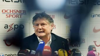 FC Zürich: Trainer muss gehen, Chickhaoui geht weg
