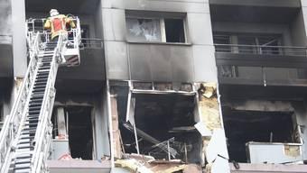 Die Gas-Explosion in Yverdon-les-Bains wurde durch einen nicht plombierten Leitungsanschluss verursacht (Archiv)