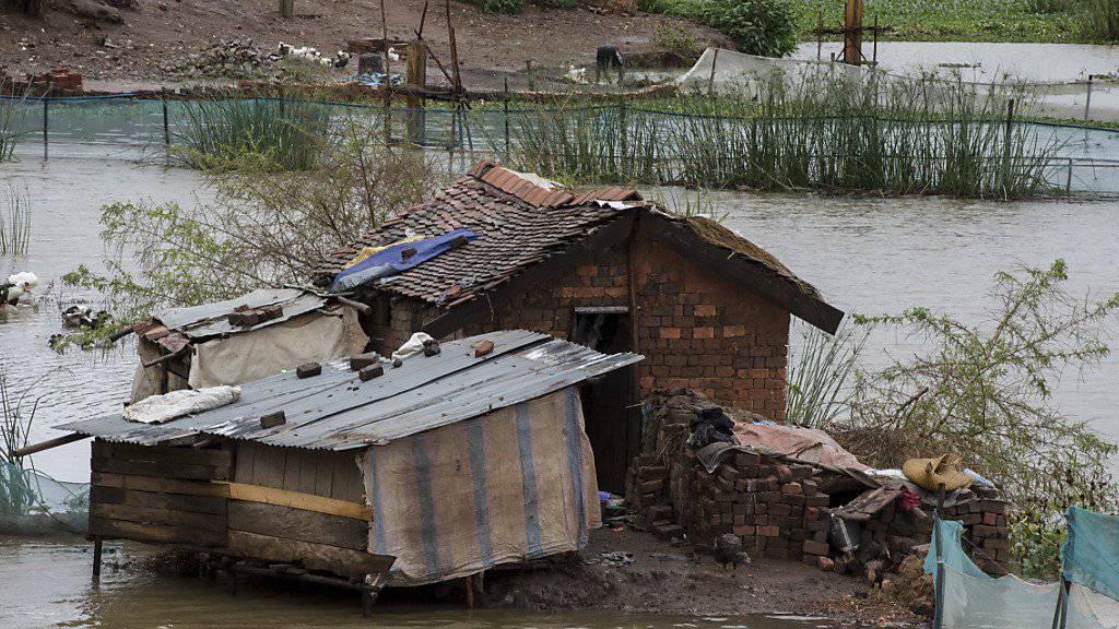 Bei einem Sturm in Madagaskar starben nicht nur mindestens 38 Menschen, auch 53'000 Menschen wurden obdachlos.
