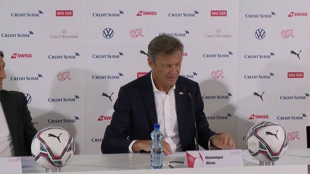 Offiziell vorgestellt: Murat Yakin wird neuer Nati-Trainer