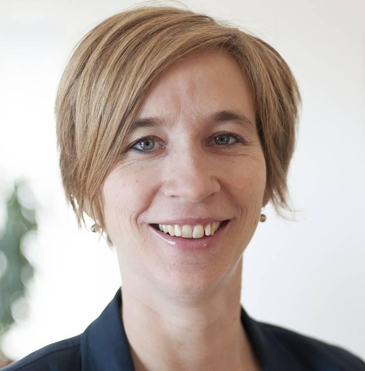 Höchste Badenerin 2018 und 2019: Karin Bächli (SP).