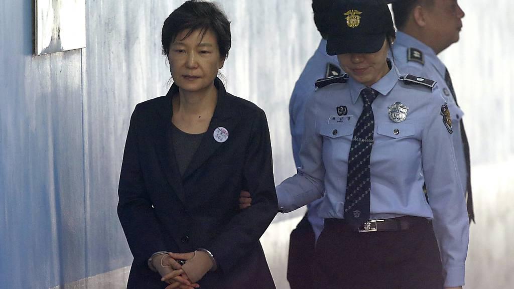 Gericht bestätigt lange Haftstrafe für Südkoreas Ex-Präsidentin Park