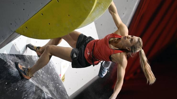 Petra Klingler wird an der WM in Japan Achte in der Kombination.