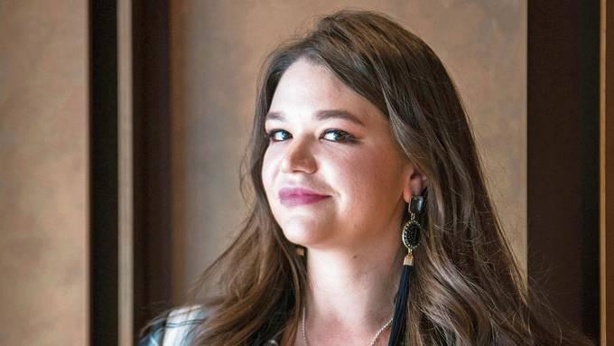 Setzt sich heute für Datenschutz ein: Whistleblowerin Brittany Kaiser.