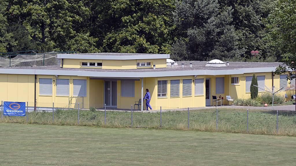 18 Jahre Freiheitsstrafe für Mordversuch im Asylheim Embrach