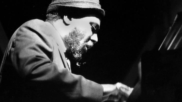 """Der Jazzpianist Thelonious Monk (1917–1982) wird am 16. """"unerhört""""-Festival in Zürich und Winterthur mit Konzerten geehrt. Das Festival dauert vom 24. November bis 3. Dezember 2017. (Archiv)"""