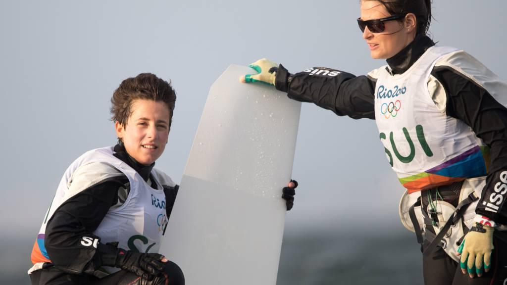 Linda Fahrni (links) und Maja Siegenthaler haben einiges vor