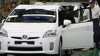 US-Behörde leitet Untersuchung bei Toyota ein (Archiv)