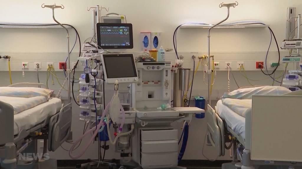 Überlastung verhindern: Spitäler sollen geplante Operationen verschieben