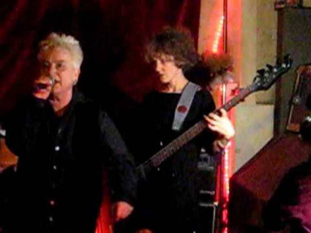 Corine Mauch life in concert @ Helsinki-Klub mit Band Trugschluss - 16.01.2009