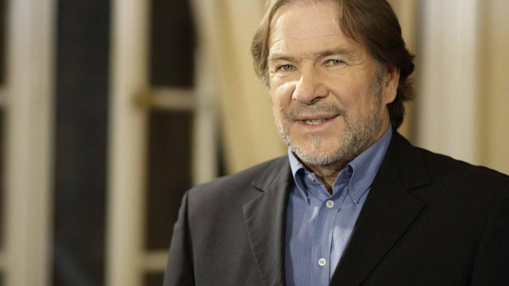 An ihn erinnern sich auch Schweizer Berufskollegen gerne: Schauspieler Götz George. (Archivbild)