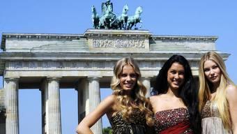 Die Top 3 von «Germany's Next Topmodel» stehen fest