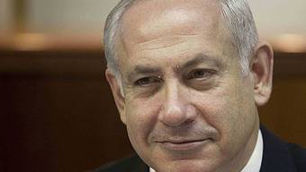 Ministerpräsident Netanjahu (Archiv)
